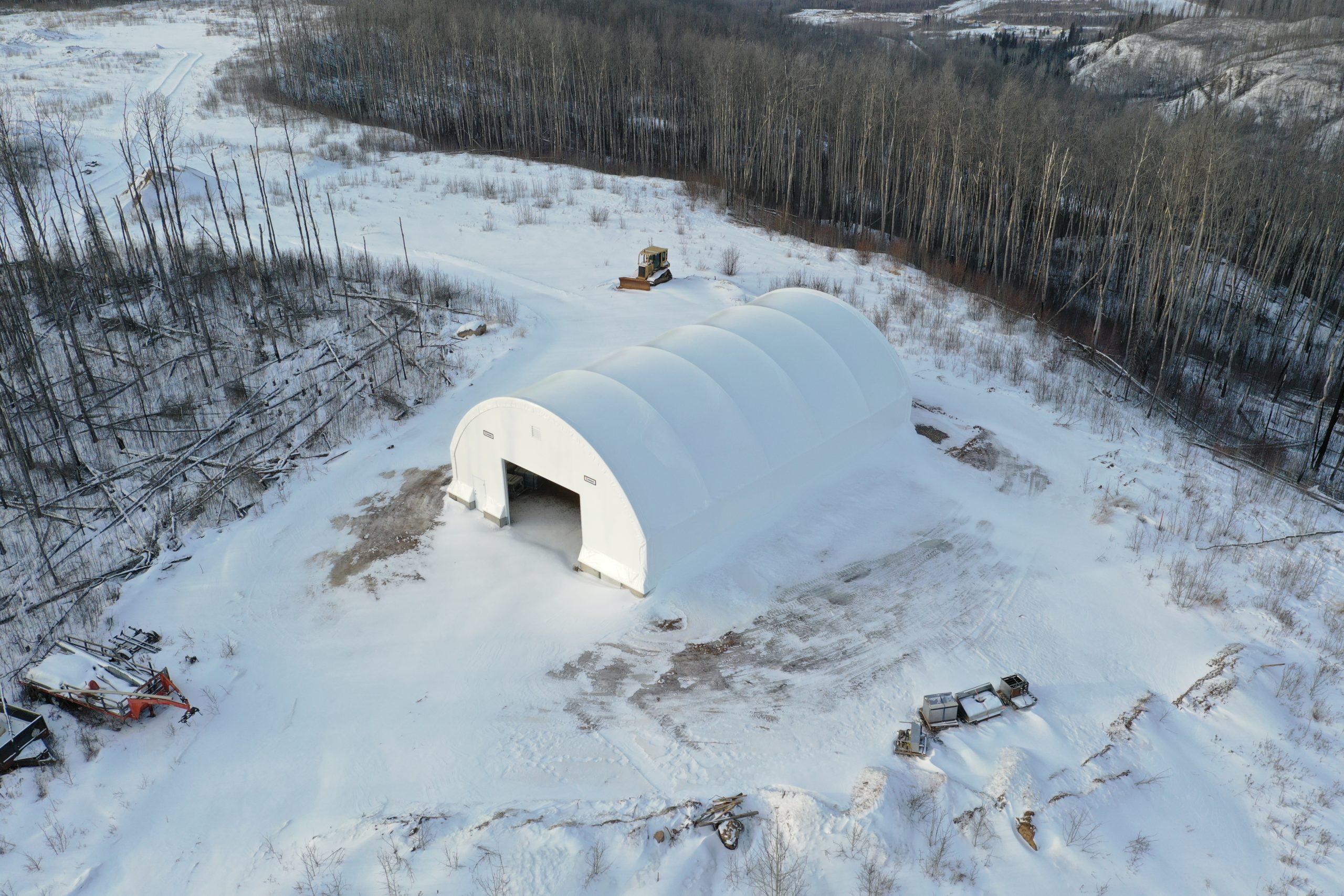 Norseman Tent Construction