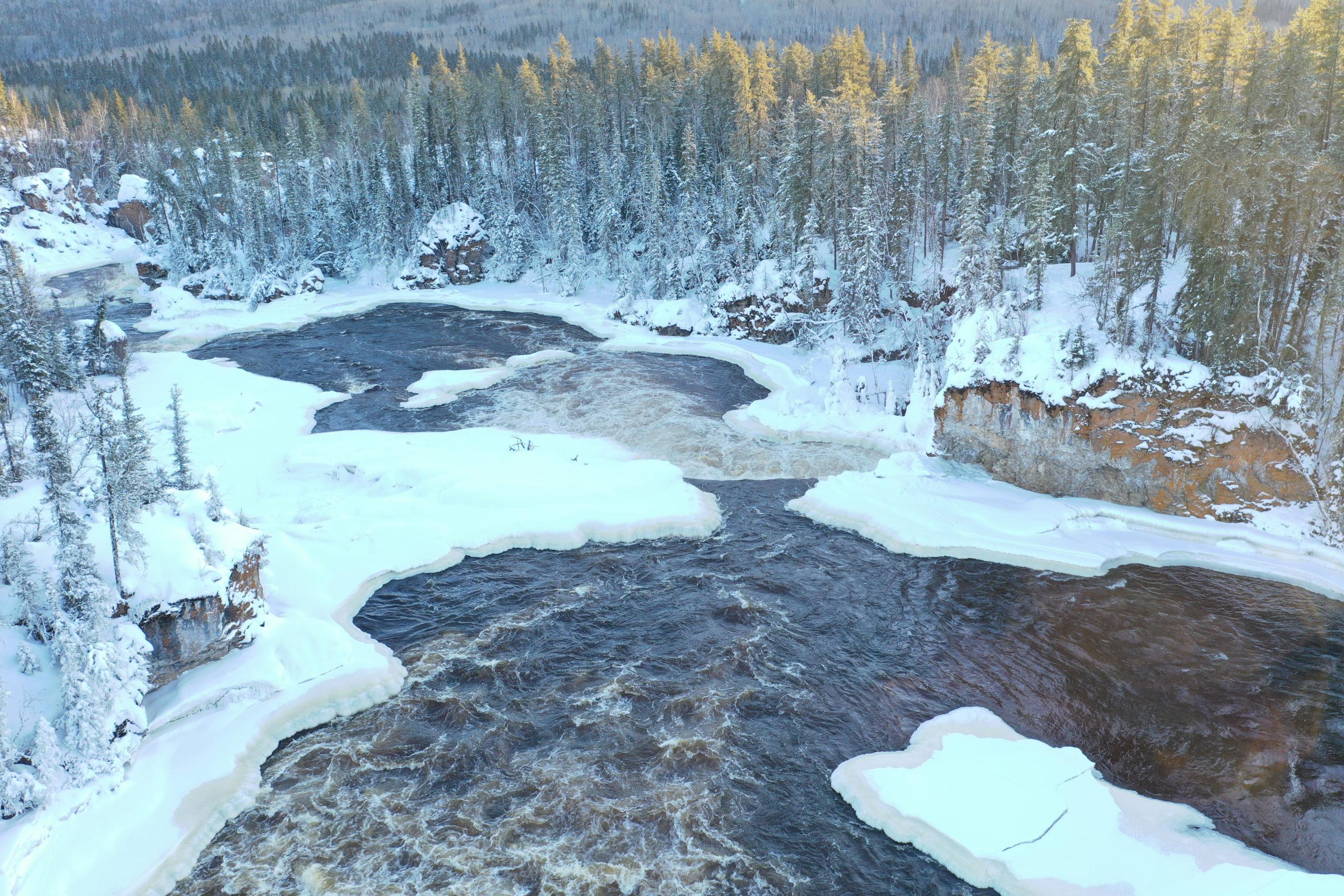Whitemud Falls