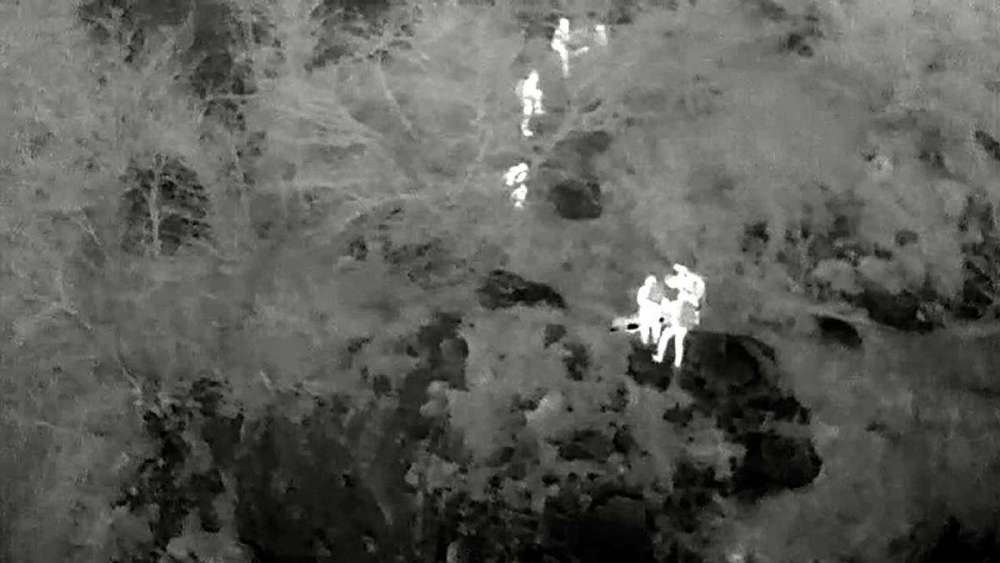Infrared Search and Rescue